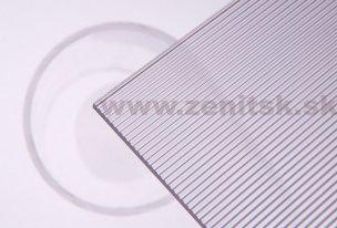R bordás struktúrájú Plexiglas plexiüveg (vastagság  3 mm bdd557acd9